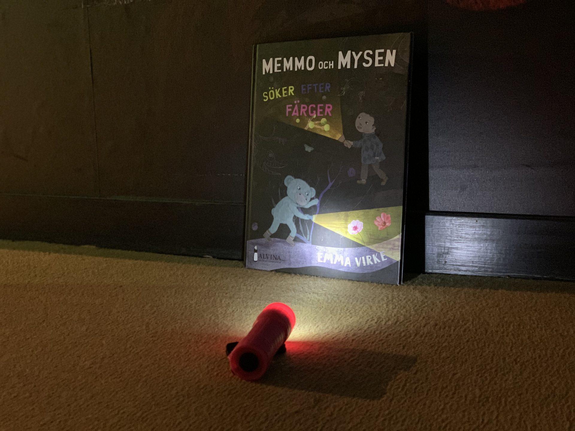 Boktips barnbok ficklampa